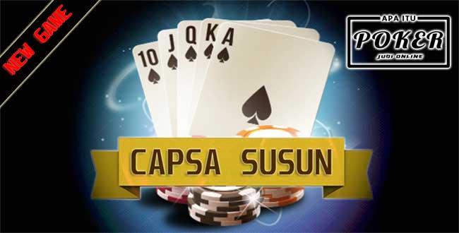 Trik Bermain Poker Online Dengan Kesabaran, Bermain, capsa susun, Capsa susun