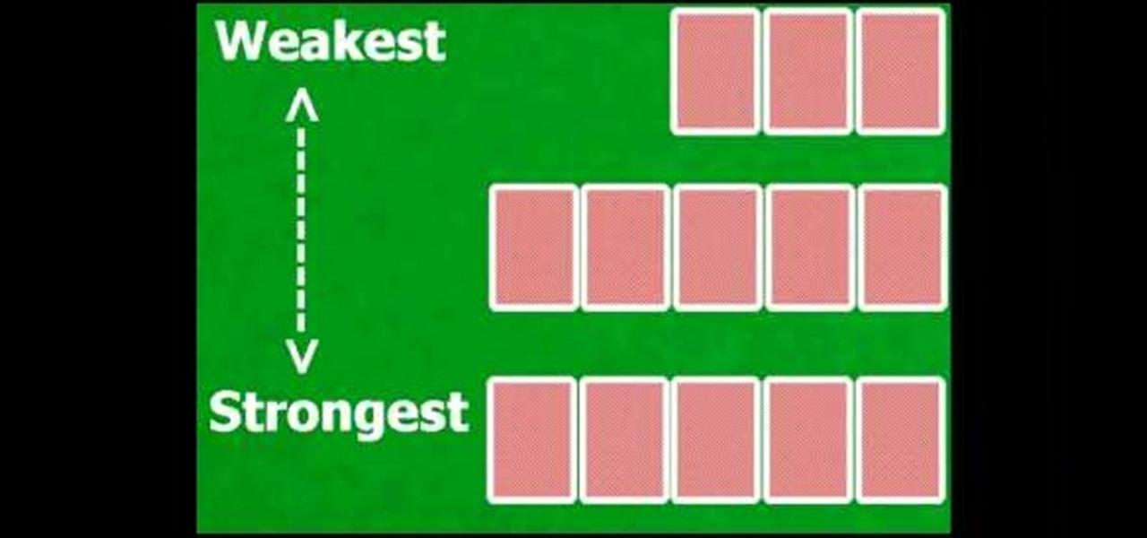 Strategi Untuk Menang Di Permainan Capsa Susun Online